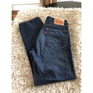 Levi's 505 Regular Fit Jeans 32x30